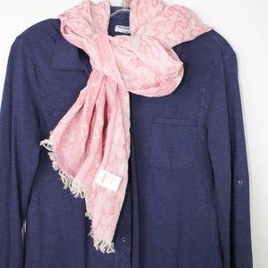 Accessories - Pistil Pink Scarf